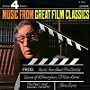 Bernard Herrmann, London Philharmonic Orchestra - Music From Great Film Classics -  Preowned Vinyl Record