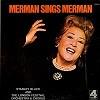 Ethel Merman - Merman Sings Merman -  Preowned Vinyl Record