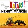 Henry Mancini and His Orchestra - Hatari! -  Preowned Vinyl Record