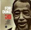 Bill Berry and His Ellington All-Stars - For Duke -  Preowned Vinyl Record