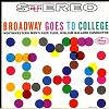 Northwestern Men's Glee Club - Broadway Goes To College/m - - -  Preowned Vinyl Record