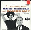 Original Cast Recording - An Evening With Mike Nichols And Elaine May -  Sealed Out-of-Print Vinyl Record