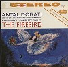 Antal Dorati/London Symphony Orchestra - Stravinsky: The Firebird -  Preowned Vinyl Record