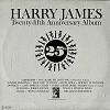 Harry James - 25th Anniversary Album/m - -  Preowned Vinyl Record