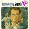 The MGM Singing Strings - A Salute To Bogie -  Preowned Vinyl Record