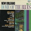 Various Artists - New Orleans - Home Of The Blues Vol. 2 -  Preowned Vinyl Record