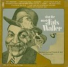 Dick Wellstood and 'Friends of Fats' - Sing The Music Of Fats Waller -  Preowned Vinyl Record