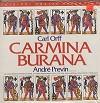 Andre Previn - Orff: Carmina Burana -  Preowned Vinyl Record
