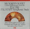 Sir Adrian Boult/ London Philharmonic Orchestra - Elgar: Falstaff etc. -  Preowned Vinyl Record
