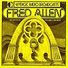Fred Allen - Vintage Radio Broadcasts -  Preowned Vinyl Record