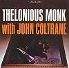 Thelonious Monk - with John Coltrane -  Preowned Vinyl Record