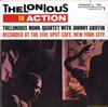 Thelonious Monk Quartet - Thelonious In Action -  Preowned Vinyl Record
