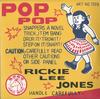 Rickie Lee Jones - Pop Pop -  Preowned Vinyl Record
