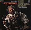 Taddei, von Karajan, Vienna Philharmonic Orch. - Verdi: Falstaff -  Preowned Vinyl Box Sets