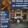 Louis Nelson and The Mayland Jazzband of Cologne - Live At Papa Joe's Jazzlokal -  Preowned Vinyl Record