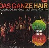 Original Cast Recording - Das Ganze Haire (Germany) -  Sealed Out-of-Print Vinyl Record