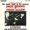 Jack Benny, Fred Allen - The Radio Fight Of The Century -  Preowned Vinyl Record