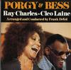 Ray Charles & Cleo Laine - Porgy & Bess -  Preowned Vinyl Record