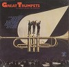 Various Artists - Great Trumpets -Classic Jazz To Swing -  Preowned Vinyl Record