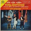 Original Cast - Say, Darling/m - -  Preowned Vinyl Record