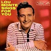 Lou Monte - Sings For You/m - - -  Preowned Vinyl Record