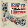 Original Cast - How To Steal An Election/m - -  Preowned Vinyl Record