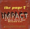The Page 7 - Impact At Basin Street East -  Preowned Vinyl Record