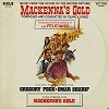 Original Soundtrack - Mackenna's Gold/m - - -  Preowned Vinyl Record