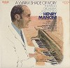 Henry Mancini - A Warm Shade Of Ivory -  Preowned Vinyl Record