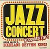 Gene Mayl's Dixieland Rhythm Kings - Jazz Concert Recorded Live -  Preowned Vinyl Record
