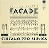 Chicago Pro Musica - Walton: Facade Suite -  Preowned Vinyl Record
