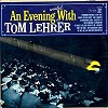 Tom Lehrer - An Evening Wasted With -  Preowned Vinyl Record