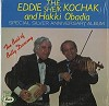Eddie 'The Sheikh' Kochak & Hakki Obadia - The Best Of Belly Dancing -  Preowned Vinyl Record