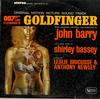 John Barry - Goldfinger -  Preowned Vinyl Record
