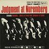 Original Soundtrack - Judgement At Nuremberg/m - - -  Preowned Vinyl Record