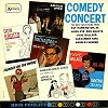 Various Artists - Comedy Concert -  Preowned Vinyl Record