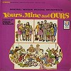 Original Soundtrack - Yours, Mine and Ours/stereo/m - - -  Preowned Vinyl Record