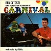 Ben Di Tosti - Carnival -  Preowned Vinyl Record