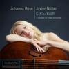 Johanna Rose and Javier Nunez - C.P.E. Bach: 3 Sonatas for Viola da Gamba -  FLAC 48kHz/24Bit Download