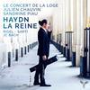 Le Concert de la Loge, Sandrine Piau and Julien Chauvi - Haydn: La Reine -  FLAC 96kHz/24bit Download