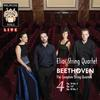 Elias String Quartet - Beethoven: The Complete String Quartets, Vol. 4 (Wigmore Hall Live) -  FLAC 96kHz/24bit Download