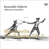 Ensemble Diderot and Johannes Pramsohler - Mondonville: Trio Sonatas, Op. 2 -  FLAC 96kHz/24bit Download