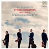Jerusalem Quartet - Bela Bartok: String Quartets Nos. 2, 4, & 6 -  FLAC 44kHz/24bit Download
