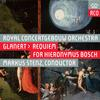 Netherlands Radio Choir - Detlev Glanert: Requiem for Hieronymus Bosch -  DSD (Double Rate) 5.6MHz/128fs Download
