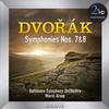 Baltimore Symphony Orchestra - Dvorak Symphonies Nos. 7 & 8 -  FLAC 192kHz/24bit Download