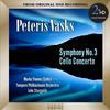 Marko Ylonen - Vasks: Symphony No. 3 - Cello Concerto -  DSD (Single Rate) 2.8MHz/64fs Download