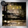 Orion Weiss - Gershwin Piano Concerto - Second Rhapsody - I Got Rhythm Variations -  DSD (Double Rate) 5.6MHz/128fs Download