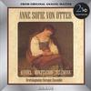 Anne Sofie von Otter - Handel - Monteverdi - Telemann -  DSD (Double Rate) 5.6MHz/128fs Download