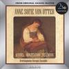 Anne Sofie von Otter - Handel - Monteverdi - Telemann -  DSD (Single Rate) 2.8MHz/64fs Download