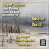 Andre Cluytens - Russian Recital: Rimsky-Korsakov, Borodine & Mussorgsky -  FLAC 48kHz/24Bit Download